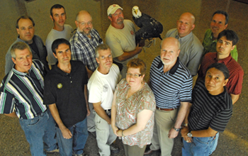 Southwestern Bald Eagle Management Committee - Group Photo